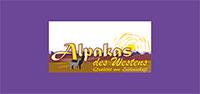 Bannerwerbung Alpakas des Westens