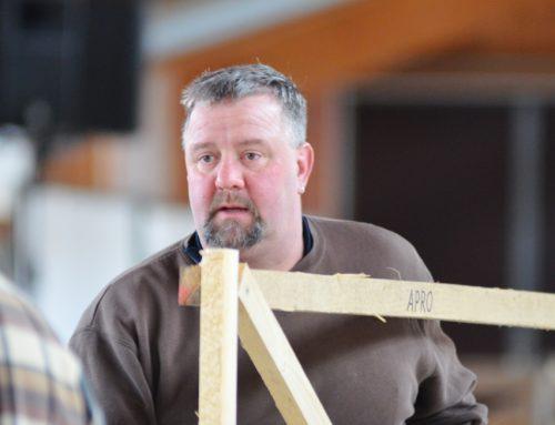Helfer auf der Alpakashow Alsfeld 2019